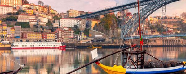 Les ponts de Porto
