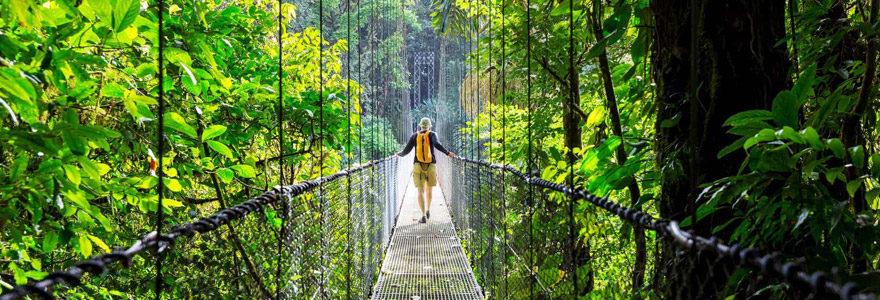 voyage au Costarica